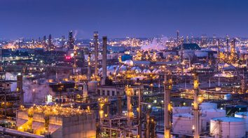 Eastern European Refinery & Chemicals Plant
